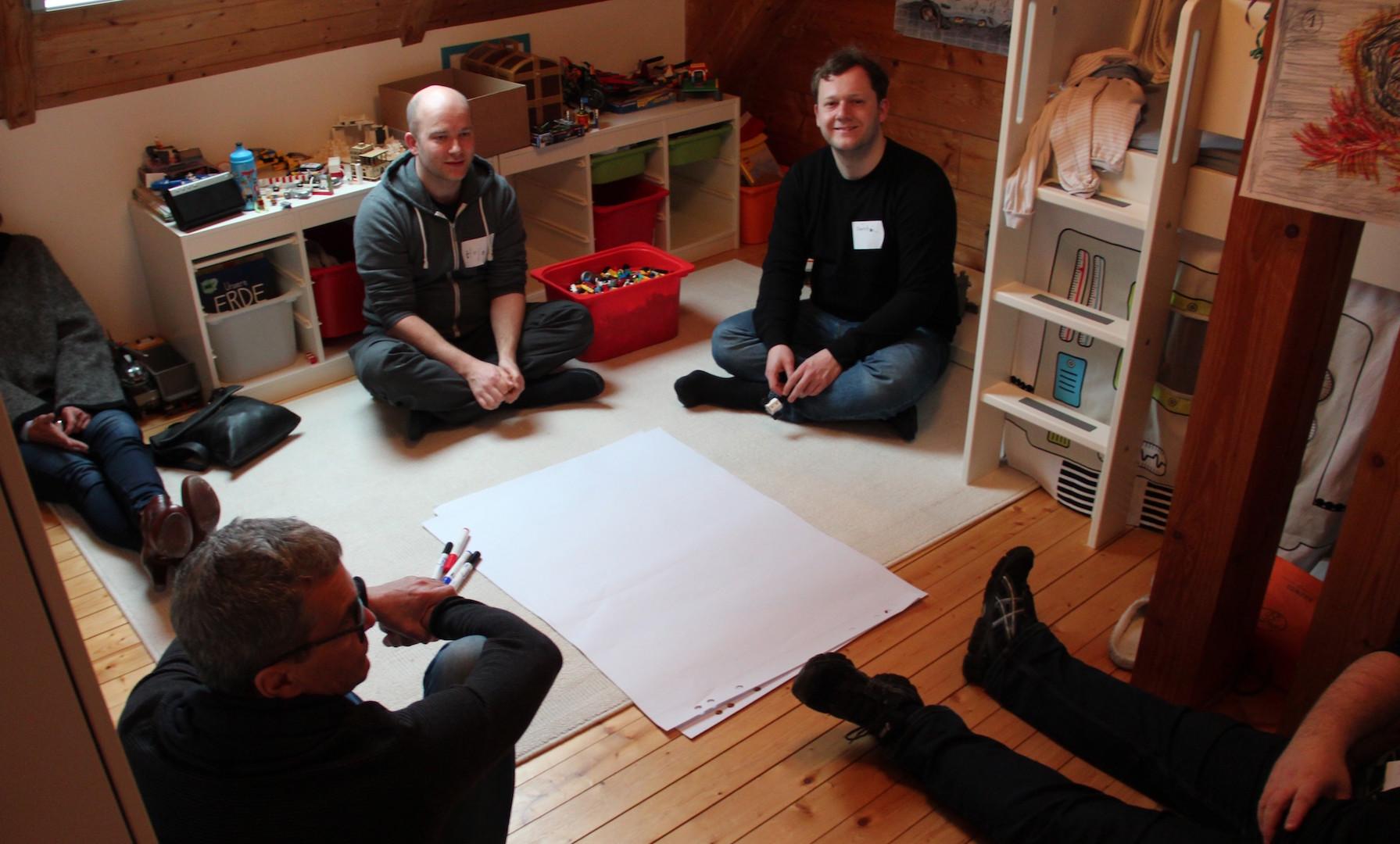 barcamp privat das format funktioniert auch zu hause das agenturcamp. Black Bedroom Furniture Sets. Home Design Ideas